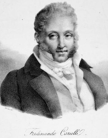 Ferdinando Carulli-1 (juodai balta)
