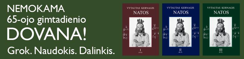 Vytautas Kernagis - Natos