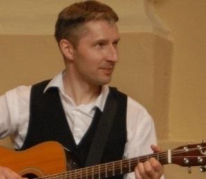 Audrius groja Bernardinu baznycioje-2013