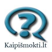 Kaip ismokti_logo