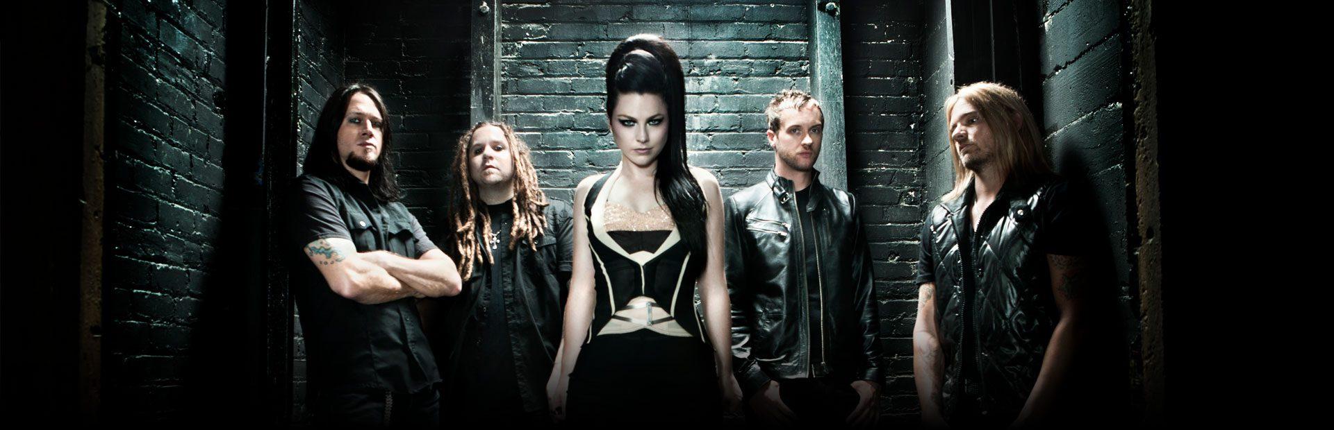 Grupe Evanescence ir Amy Lee